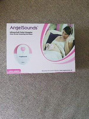 angelsounds fetal doppler JPD - 100 S