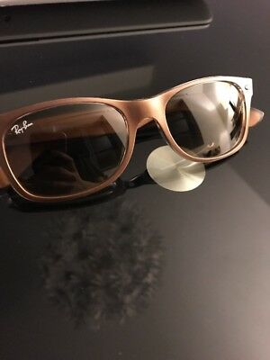 10891a0676427c RAY BAN POLARISED Active Highstreet Aviator RB3448 63mm Sunglasses + ...