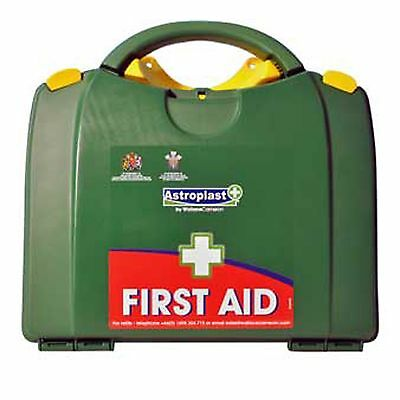 First Aid Kit - 'Green box' HSE 10 person for home or office -  By Astroplast