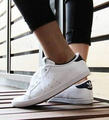 adidas Originals Miss Stan Footwear White/Collegiate Navy ⭐ S32158 ⭐