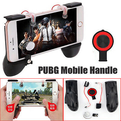 3 in1 MV PUBG Mobile Gamepad Gaming Trigger L1R1 Button Shooter Controller 2nd