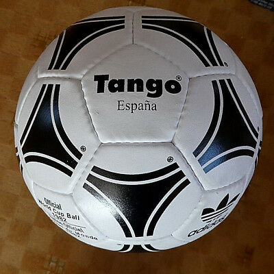 Adidas Tango Espana  WM 1982 World Cup MATCHBALL Gr.5 Neu Top!!