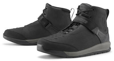 Icon Boots Superduty 5™ Riding Shoes Black 10