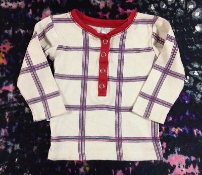 SookiBaby Boys Long Sleeve Top Size 000