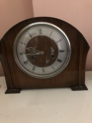 smiths Of Enfield Vintage Clock