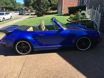 1975 Porsche 911  1975 Porsche 911 convertible-Targa Conversion