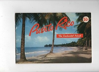 Collectibles (Puerto Rico) travel booklet