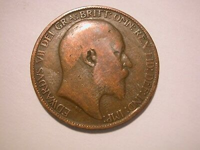Great Britain 1/2 Penny 1904