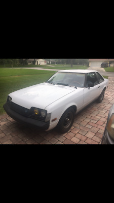 1979 Toyota Celica White 1979 Toyota Celica ST (CASH OR EVEN TRADE FOR 2000'S OR NEWER CAR/TRUCK/SUV)