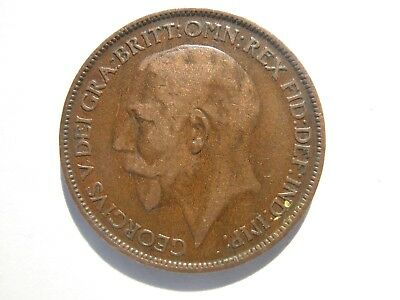 Great Britain 1/2 Penny 1924