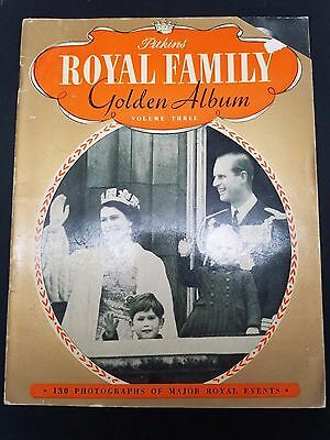 Pitkins Royal Family Golden Album Volume Three