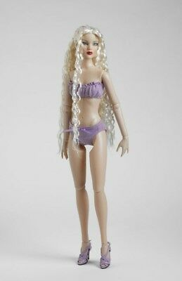 "Tonner Doll ""cami Basic Platinum"" Crimped Hair 2010 16"" Antoinette Body"