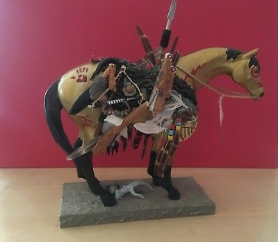 """The Trail of Painted Ponies """"Medicine Horse"""" #1549"""