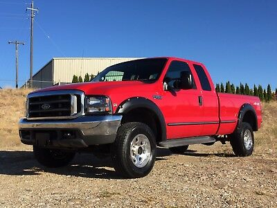 1999 Ford F-250 Lariat 1999 Ford F250 Super Duty LOW MILES Lariat 4x4 V10 lifted (1999-2007)