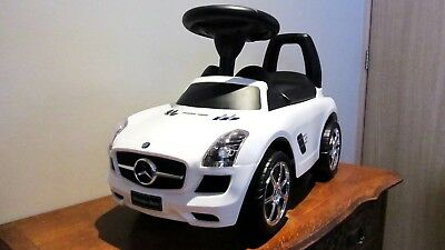 Voiture porteur Draagwagen Mercedes-Benz SLS AMG 6.3 Ride-On