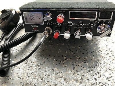 Galaxy DX99V-2 10 Meter Radio BEAUTIFUL!!!