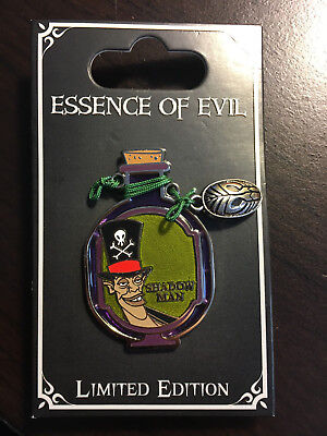 Disney Pin - Dr. Facilier 2017 Essence Of Evil The Princess and the Frog NEW