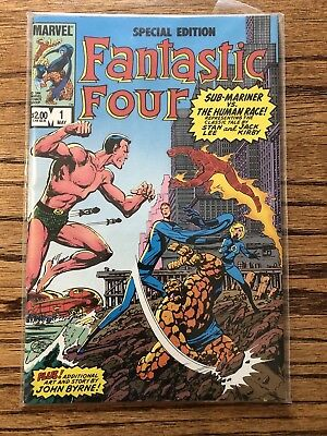 fantastic four Special Edition 1