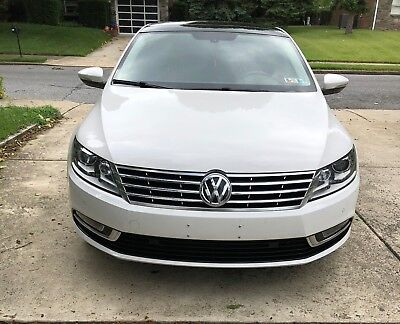 2014 Volkswagen CC 3.6 VR6 Executive 4motion Volkswagen CC 3.6 VR6 Executive 4motion