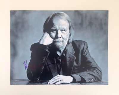 Benny Andersson signed Autogramm ' ABBA '