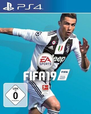 FIFA 19 - Standard Edition - PS4 - [PlayStation 4]