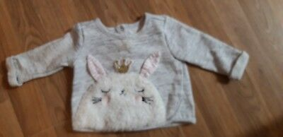 baby girl sweater 3-6 months F&F