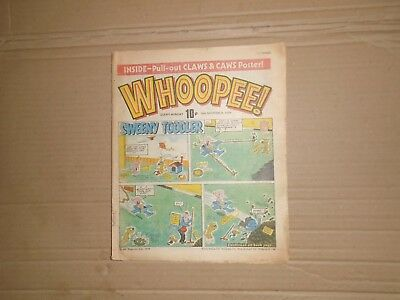 Whoopee issue dated November 24 1979