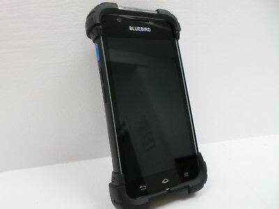 Bluebird Rugged Handheld Mobile Android Computer with Scanner Good Battery BP30