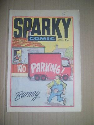 Sparky issue 465 dated December 15 1973