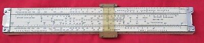 Original Soviet Officer Russian Air Force Slide Rule NL-10/FREE SHIPPING IN USA