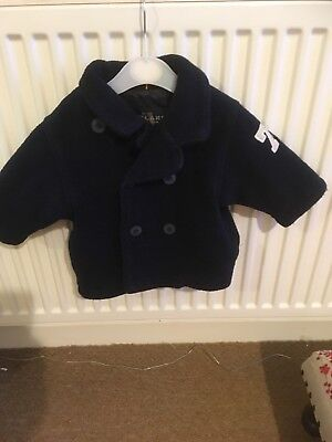 Baby Boys Timberland Jacket Age 6 Months