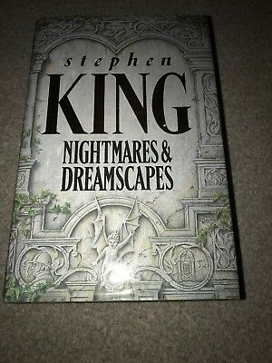 Nightmares and Dreamscapes by Stephen King (Hardback, 1993)