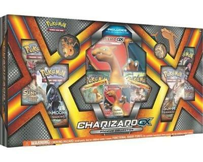 Charizard-GX Premium Collection - Englisch