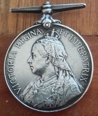 Rifle Brigade 5645   South Africa Campaign Medal  Victoria  Needs Research