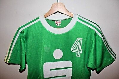 Adidas Tricot T - Shirt  Vintage Jersey