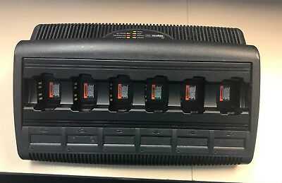 Motorola WPLN4197A - Impres 6-UNIT Charger with Power Cord