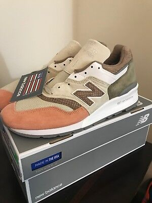 premium selection 9f1c7 af36f NEW BALANCE 997 Made in USA Desert Heat Pack M997CSU Mens Size 10