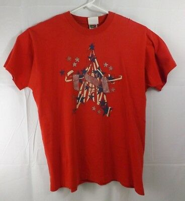 Vintage USA T Shirt Size XL Heavy Cotton Made in USA