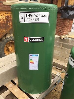 Gledhill 1050 X 450 Direct Vented Copper Cylinder New