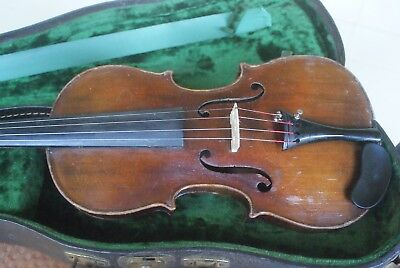 old vioin with no label very old good condition