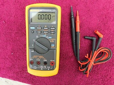 Fluke 787 *excellent!* Process Meter!  Costs A Huge $929.99 New!