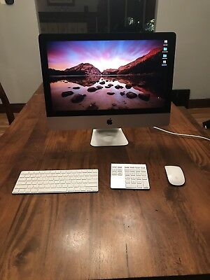 "Apple iMac 21.5"" Desktop with 4K Retina Display, 3.0GHz, MNDY2LL/A - (June, 2017"