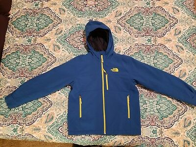 Youth Boy's North Face Coat Size S(7/8)