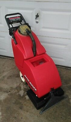 Pullman Holt SC600 Rug Boss Self Contained Carpet Cleaner