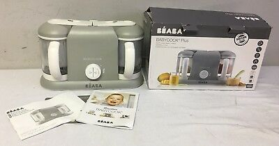 BEABA Babycook Plus Steam Cook and Blend All In One 9.4 cups Dishwasher Safe