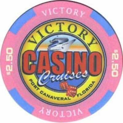Victory Casino Cruises $2:50 Chip Snapper - Florida