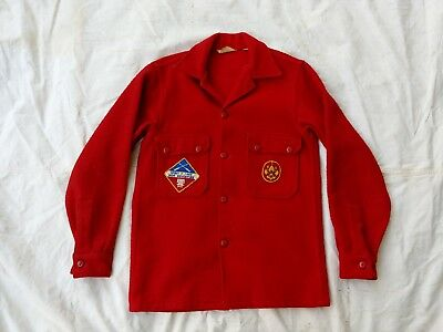 Vintage BOY SCOUTS Jacket Patches Order of the Arrow 1973 Jamboree Spirit Lake