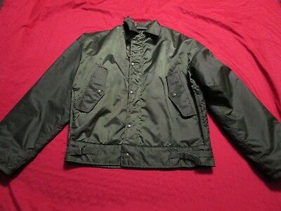 US Navy A-1 Extreme Cold Weather Jacket Coat 1963 Size M 38-40