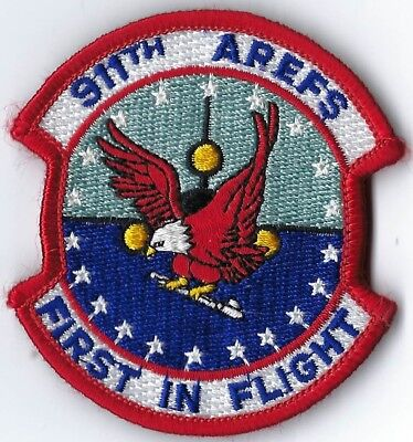 USAF 911th AIR REFUELING SQUADRON PATCH