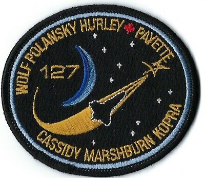 Nasa Space Shuttle Sts-127 Mission Patch